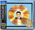 ELVIS' GOLDEN RECORDS-Volume 3 (SHM-CD)